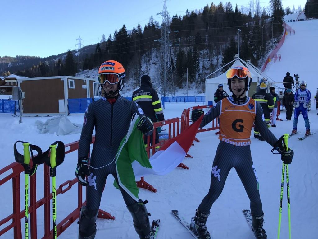 Bertagnolli delights home crowd at World Para Alpine Skiing Championships