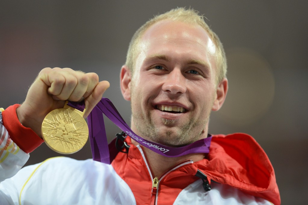 Robert Harting will retire after the 2018 European Championships ©Getty Images