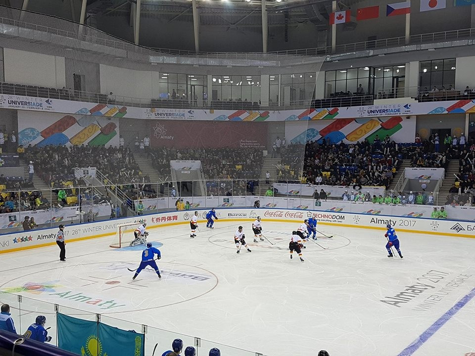 Kazakhstan won silver in 2015 and will be hoping to go one better on home ice ©ITG