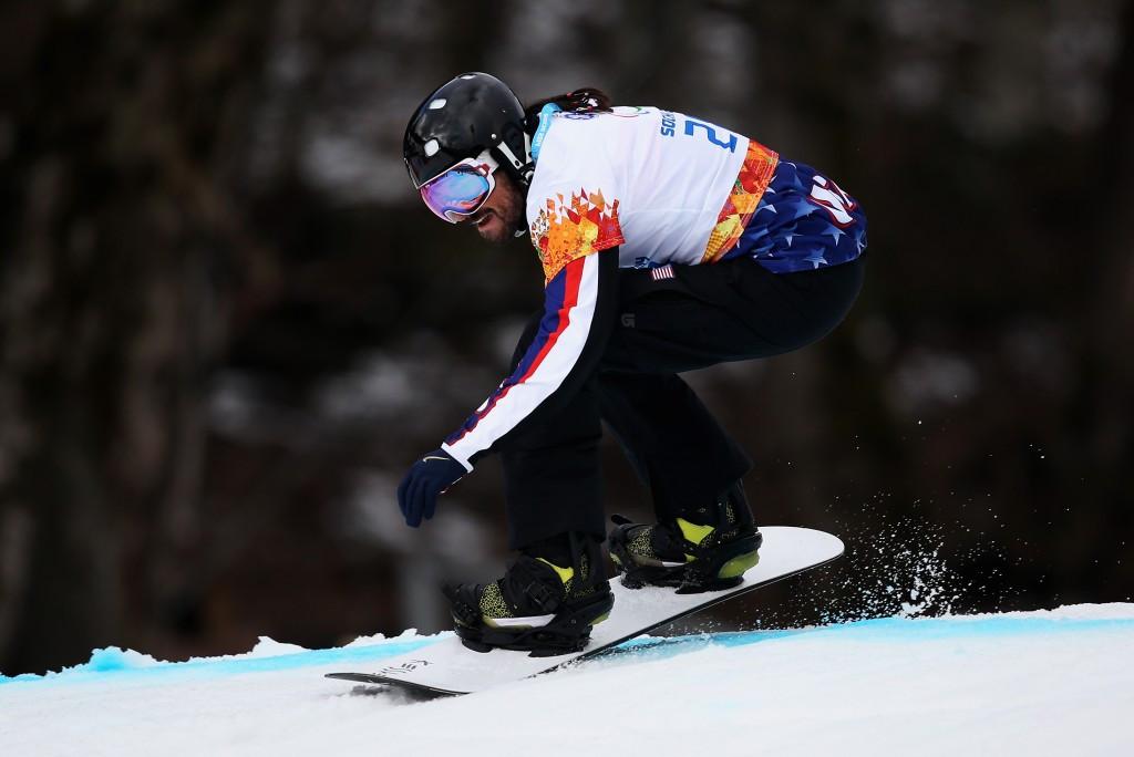 Japan's Narita completes impressive performance at Para Snowboard World Cup