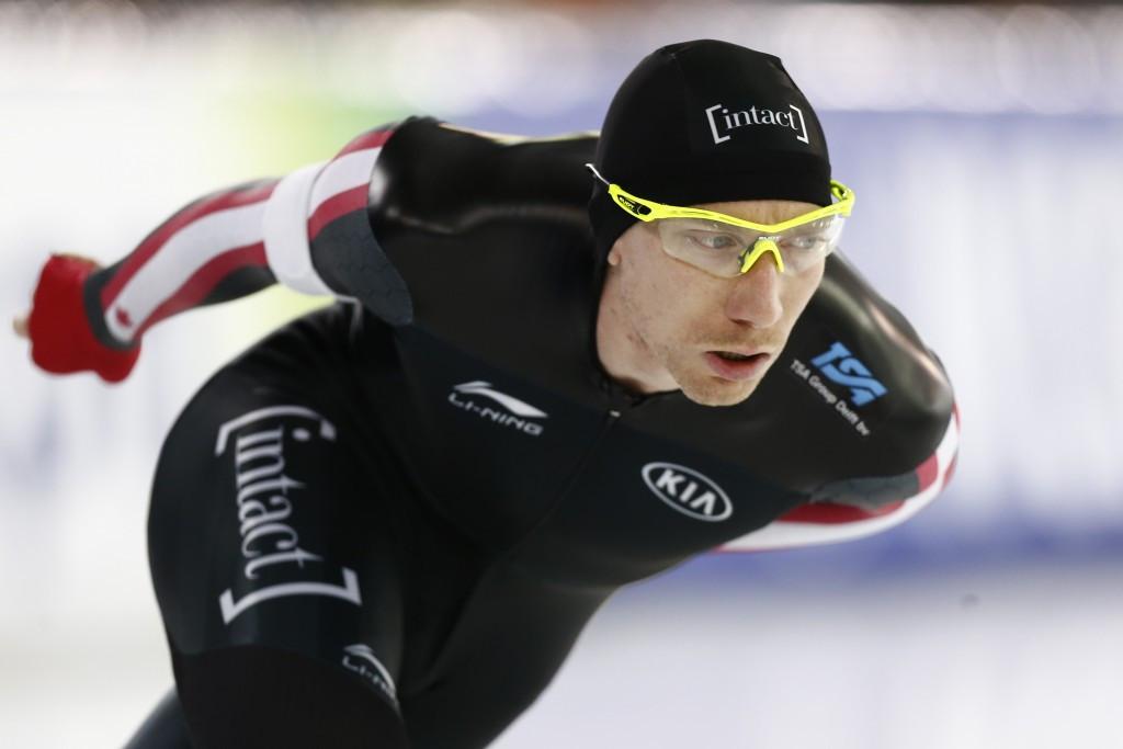 Distance-king Bloemen takes 5,000 win at ISU Speed Skating World Cup