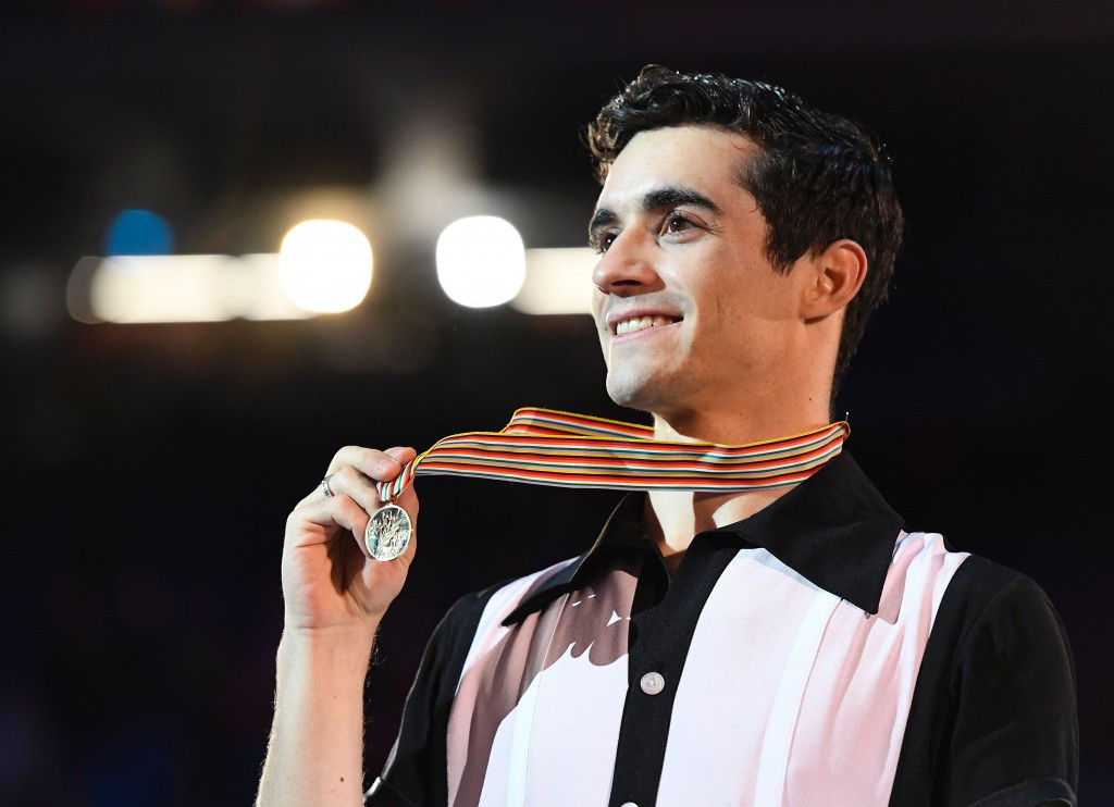 Fernandez wins fifth straight men's title at European Figure Skating Championships