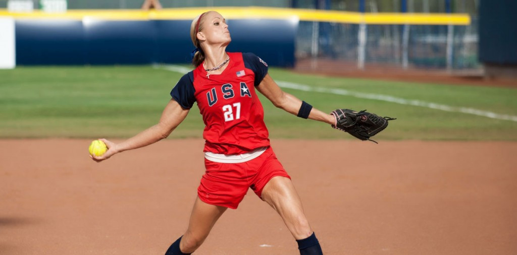 Olympic gold medallist Jennie Finch has been named as a youth softball ambassador for Major League Baseball ©WBSC