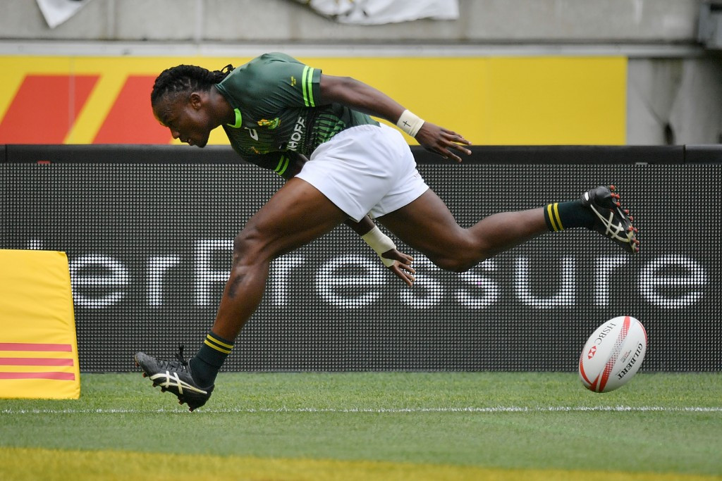 Blitzboks victorious in Wellington