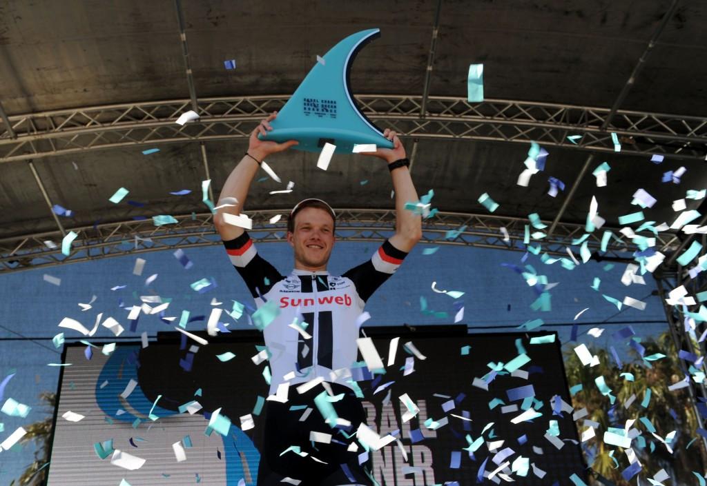 Arndt wins 2017 Cadel Evans Great Ocean Road Race
