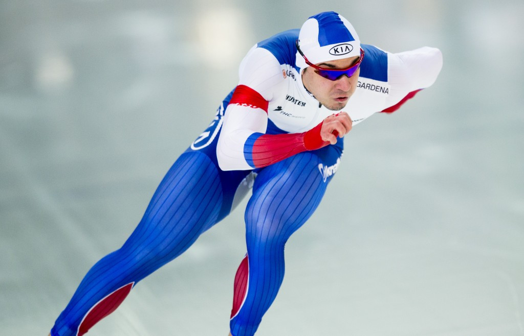 Ruslan Murashov was another winner today in Berlin ©Getty Images