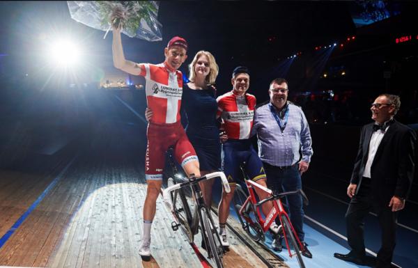 Hansen and Mørkøv retake Copenhagen Six Days lead