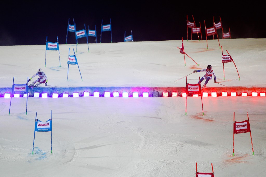 Stockholm set to stage Alpine Skiing World Cup city event