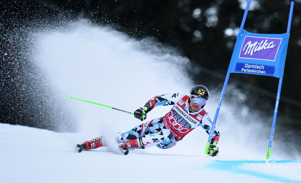 Marcel Hirscher will head to the event in fine form after two victories in the past week ©Getty Images