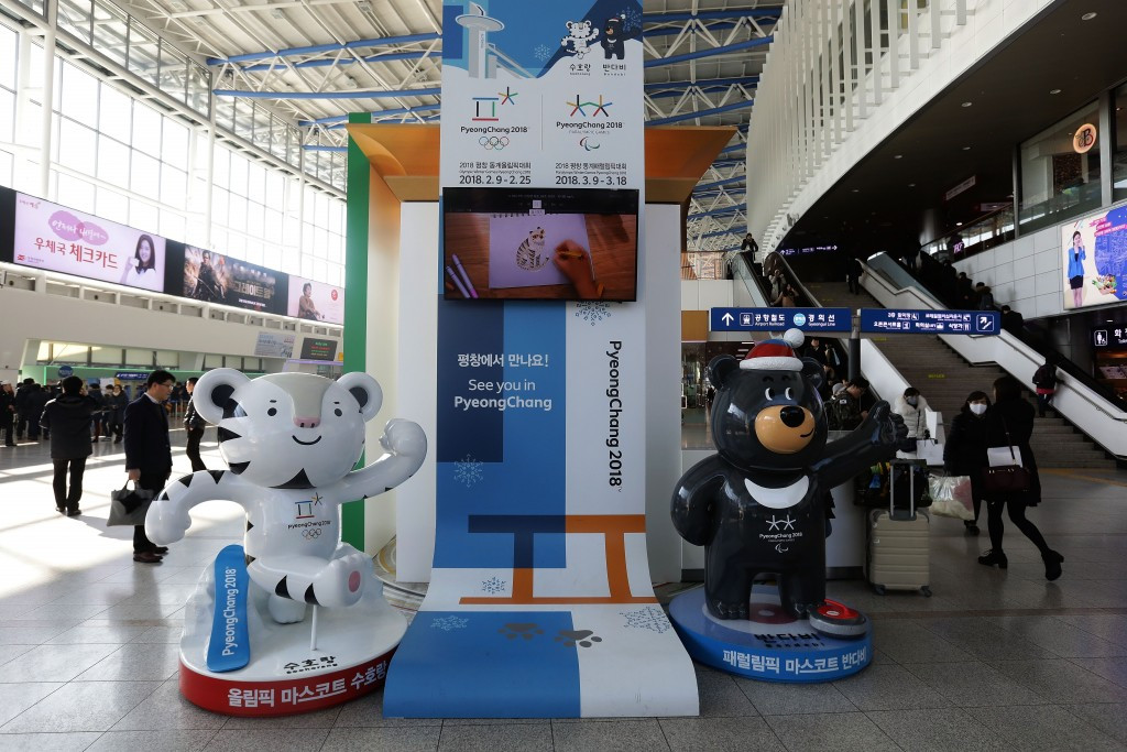 Promoting the Games is considered a major challenge for Pyeongchang 2018 with one year to go ©Pyeongchang 2018