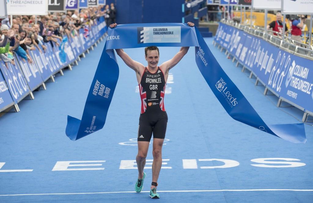 Route revealed for World Triathlon Series in Leeds