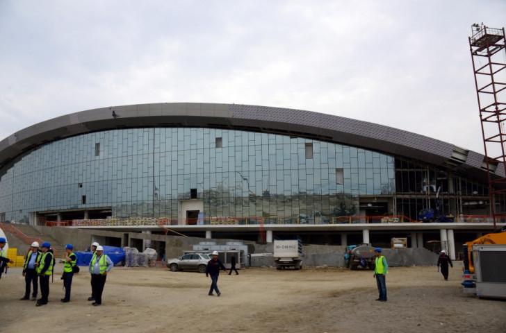 Vladimir Bogoevski describes Baku's infrastructure as excellent