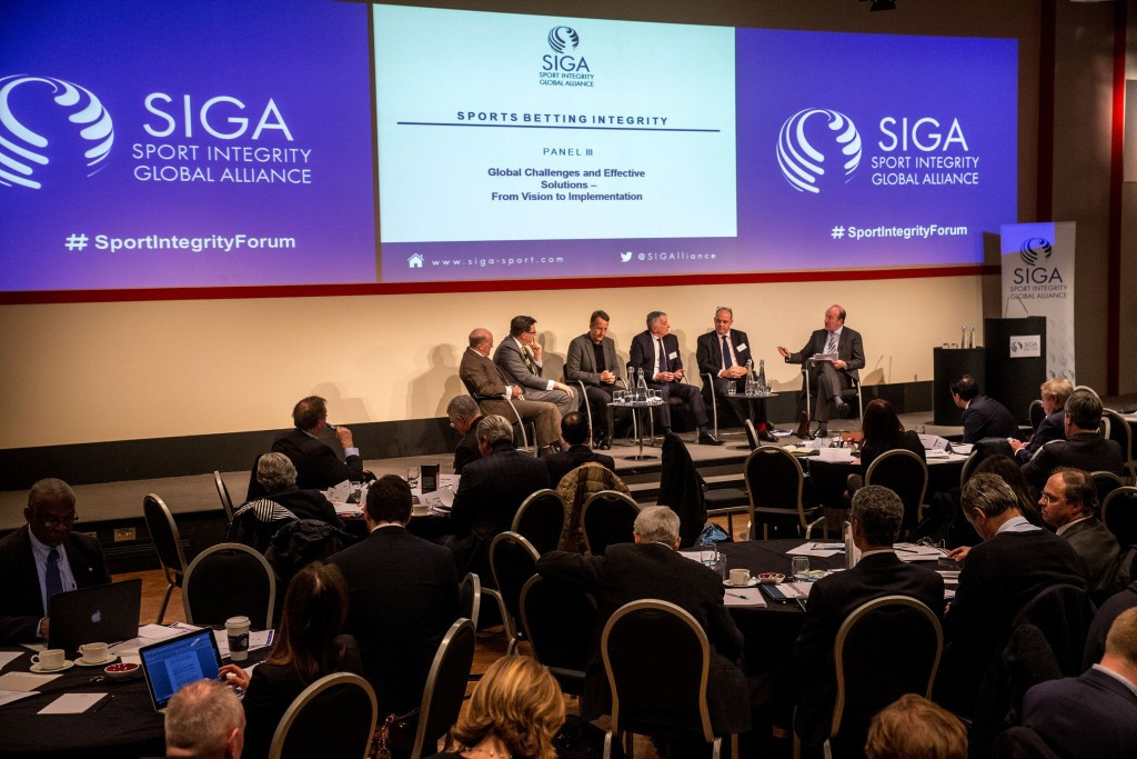 SIGA claimed the first edition of the forum was a success ©SIGA
