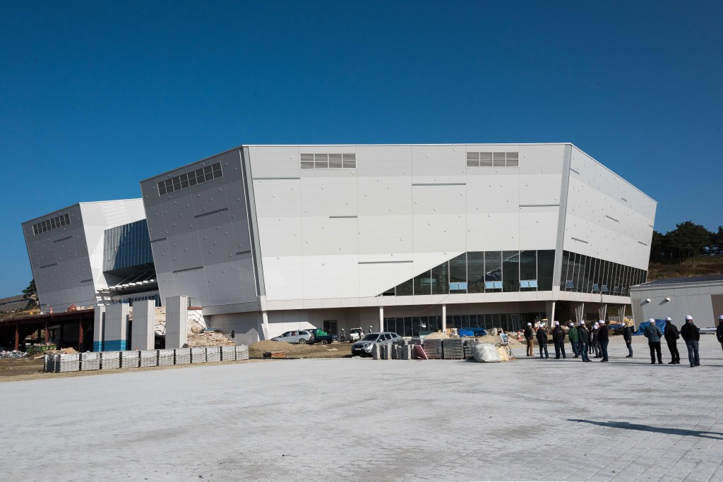 The Gangneung Hockey Centre will host the competition ©Getty Images