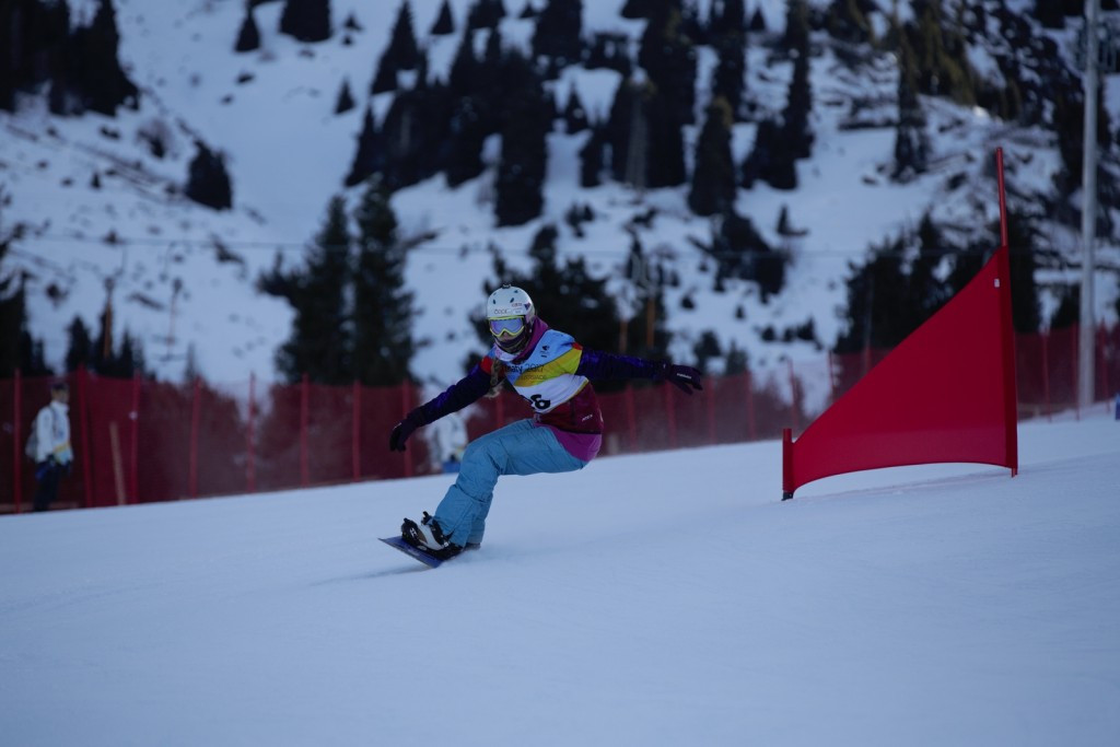 Bogdanov claims second 2017 Winter Universiade gold in men's parallel slalom