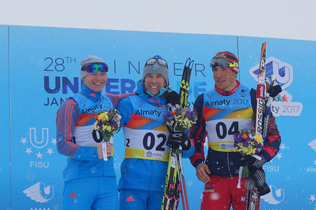 Russia continue to dominate cross-country skiing at 2017 Winter Universiade