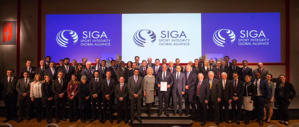 SIGA officially incorporated as a legel entity at their General Assembly ©SIGA