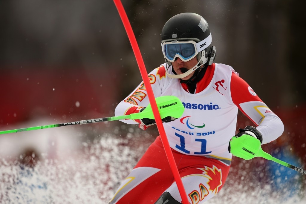 Marcoux earns fourth gold at World Para Alpine Skiing Championships