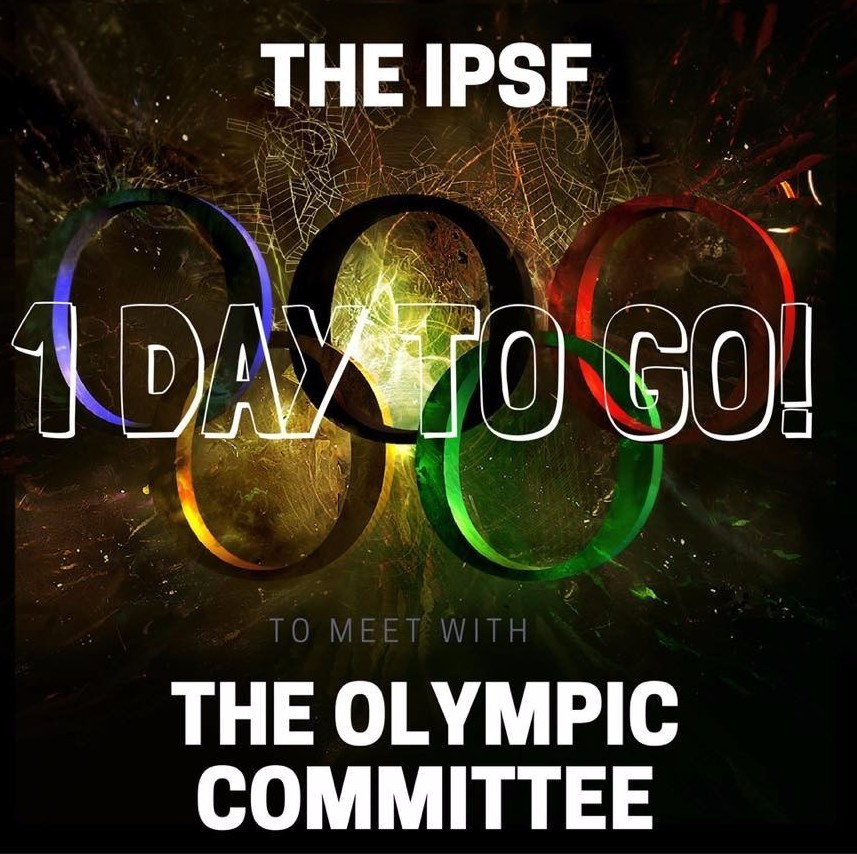 The IPSF is due to meet with the IOC in Lausanne ©IPSF