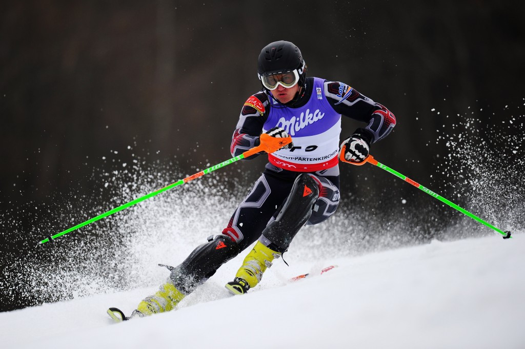 Two-time Olympian Zvejnieks claims men's Alpine combined crown at 2017 Winter Universiade