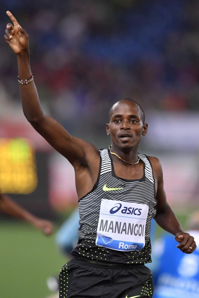Manangoi leads Kenyan 1-2-3 at IAAF World Indoor Tour