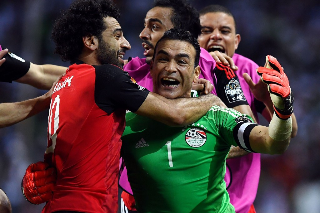 El Hadary helps Egypt reach Africa Cup of Nations final