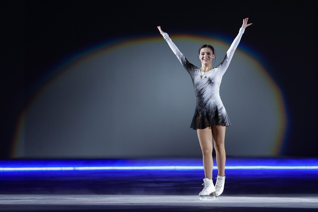 Adelina Sotnikova was among Russian skaters to prosper at Sochi 2014 ©Getty Images