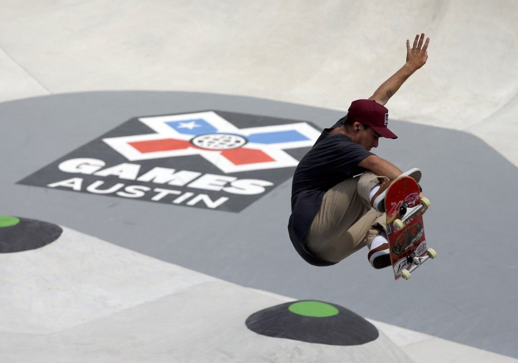 "FIRS call for skateboarding communities to be ""involved"" in Olympic preparations"