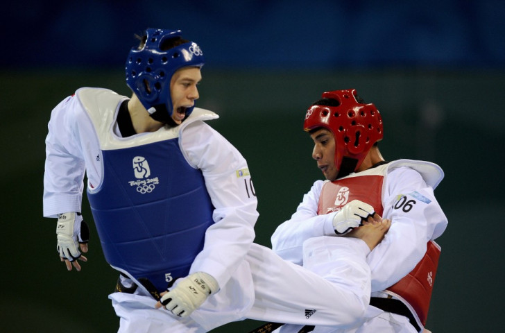Aaron Cook represented his country of birth, Great Britain, at the Beijing 2008 Olympics