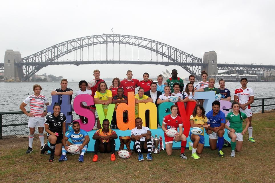 Australia search for World Rugby Sevens Series win in Sydney