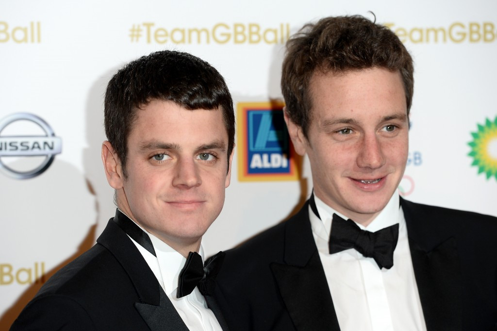 Brownlee brothers back BOA partner's healthy eating drive