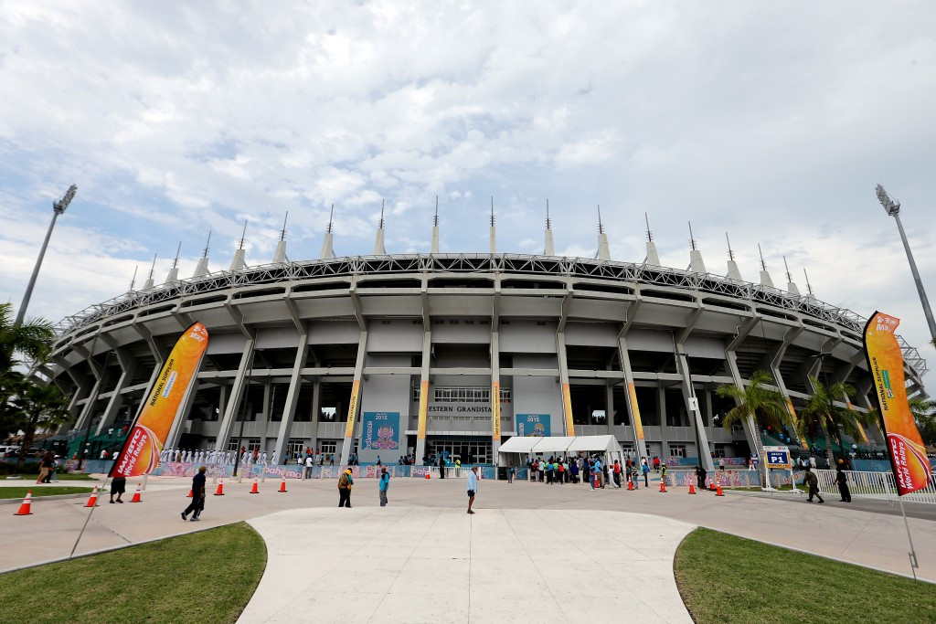 The Thomas A Robinson Stadium will be a focal point of the Games ©Getty Images