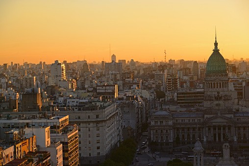 Buenos Aires and Santiago promote 2023 Pan American Games credentials