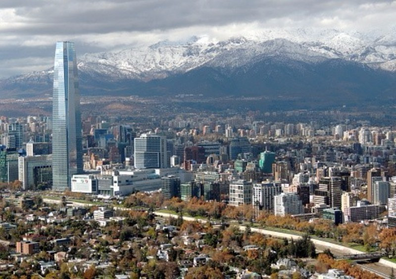Santiago in Chile is bidding for a second successive edition of the Pan American Games ©Getty Images