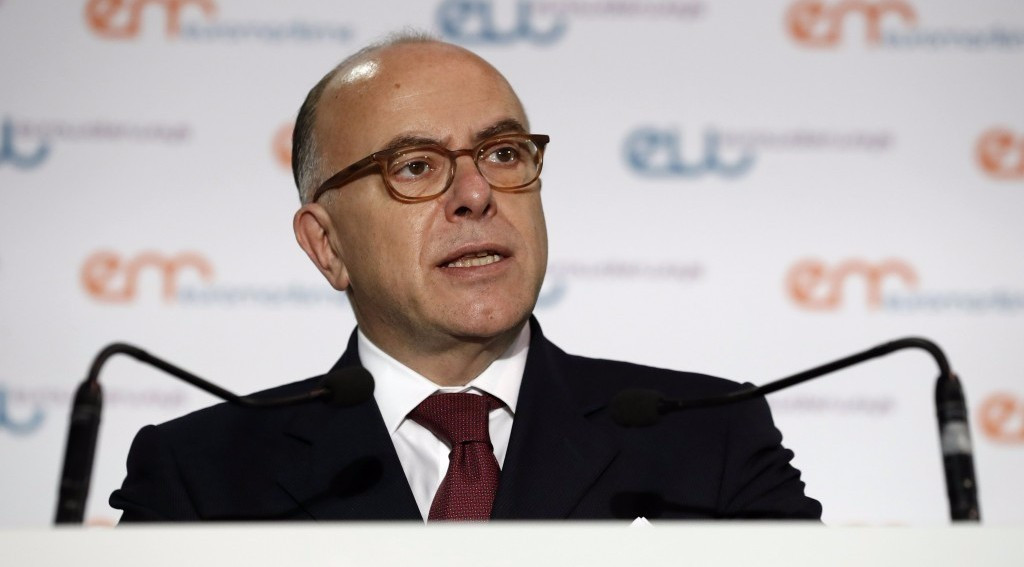 French Prime Minister Bernard Cazeneuve is expected to speak in support of Paris 2024 tomorrow ©Getty Images
