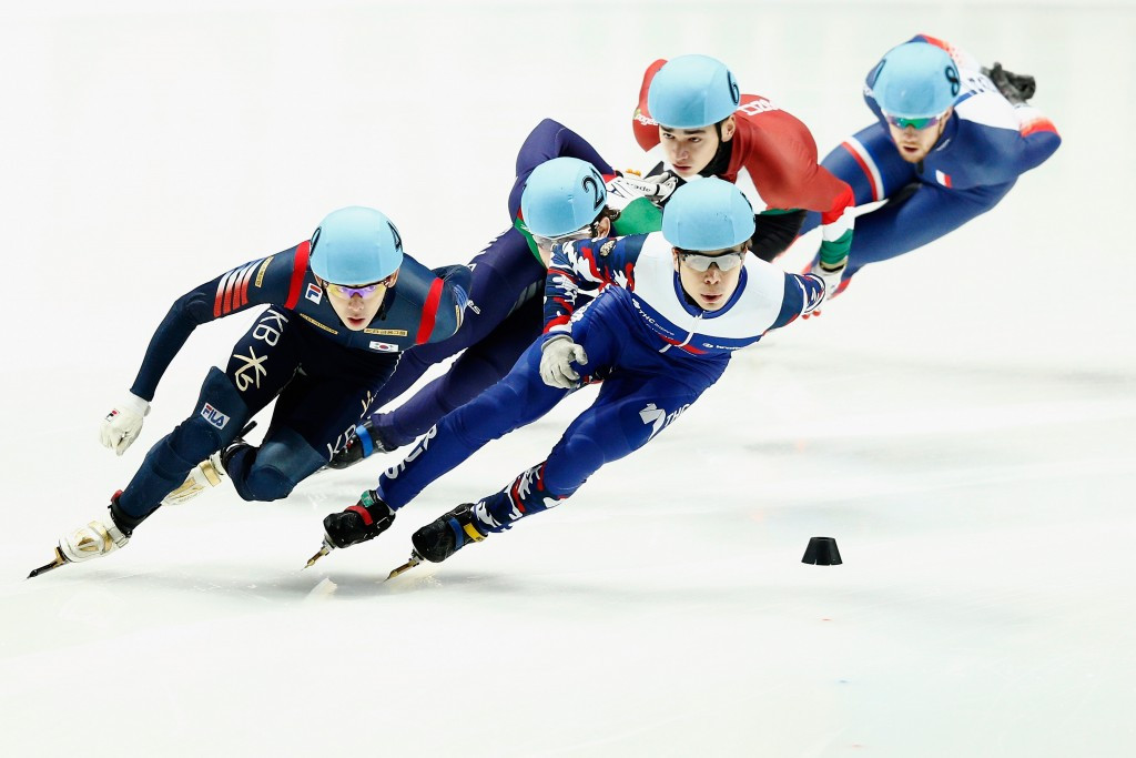 Dresden set for penultimate ISU Short Track World Cup event of the season