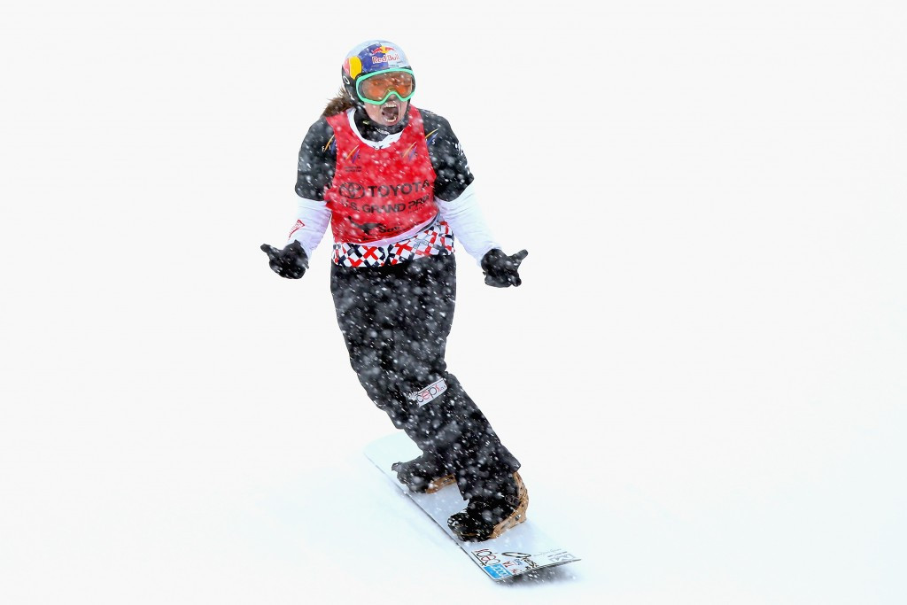 Olympic champion fastest in FIS Snowboard Cross World Cup qualifying