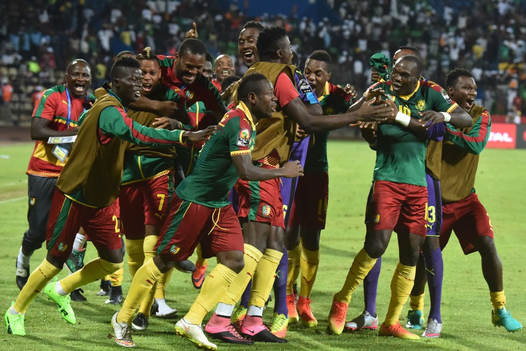 Cameroon see off Ghana to reach Africa Cup of Nations final