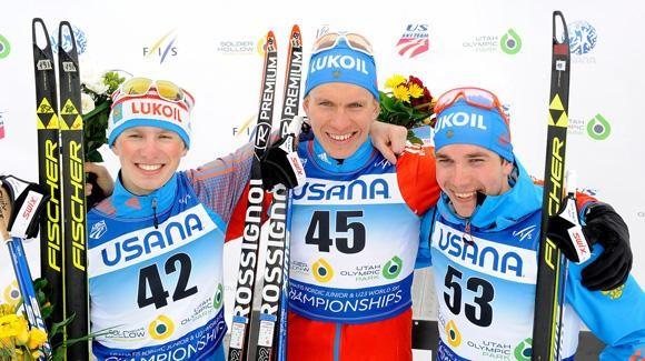 Russia claim second podium sweep at FIS Nordic Junior World Championships