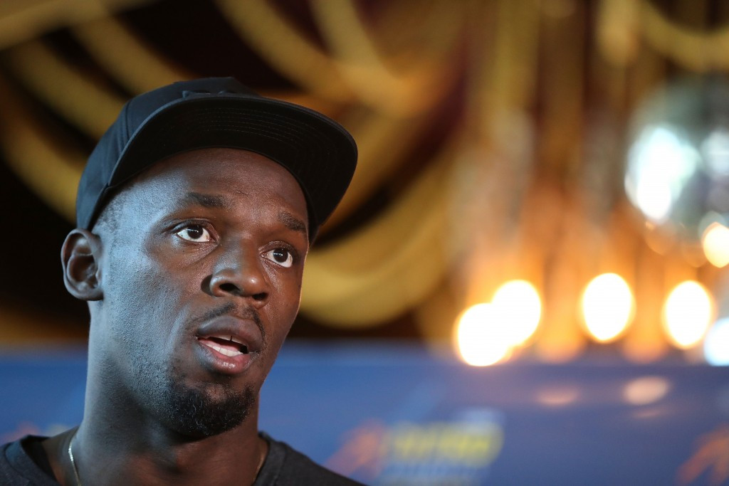 Bolt excited on the eve of Nitro Athletics debut