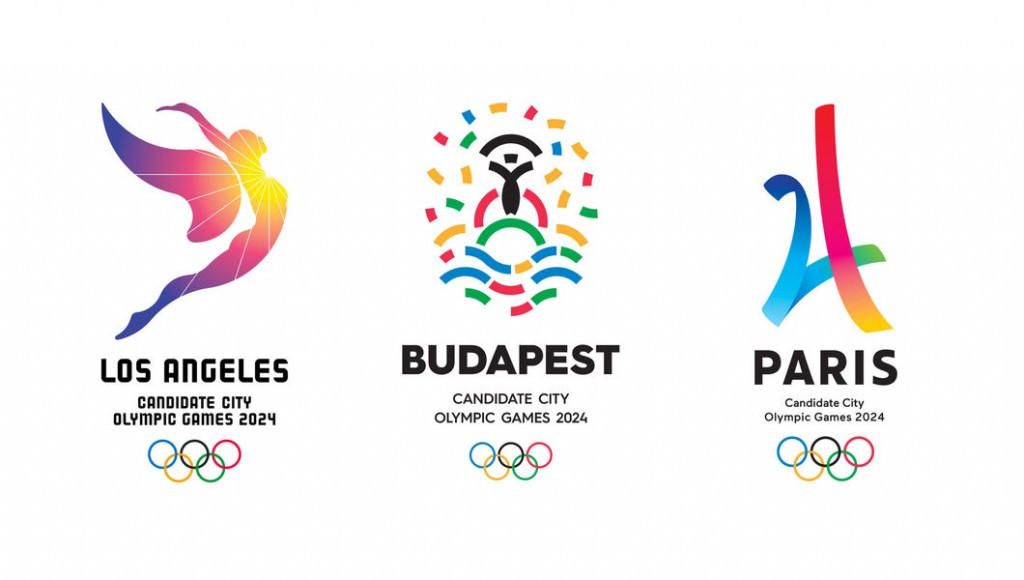 All three candidates have submitted the third stage of their candidature file ©IOC