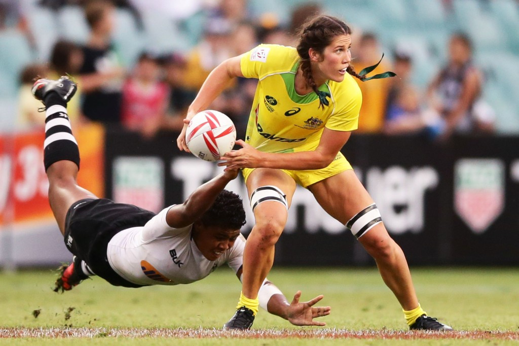 Trio score perfect day at World Rugby Sevens in Sydney