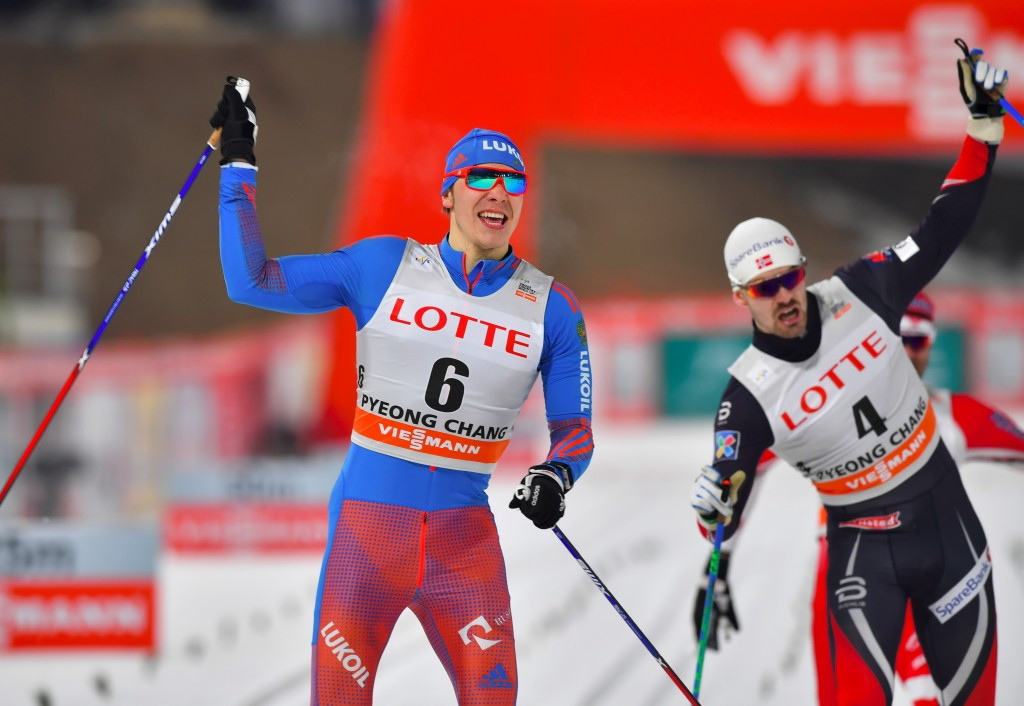 First time winners at FIS Cross-Country World Cup in Pyeongchang