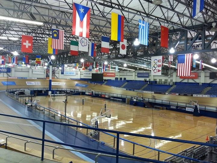 Los Angeles 2024's proposed velodrome needs substantial renovation to reach Olympic-worthy status ©ITG