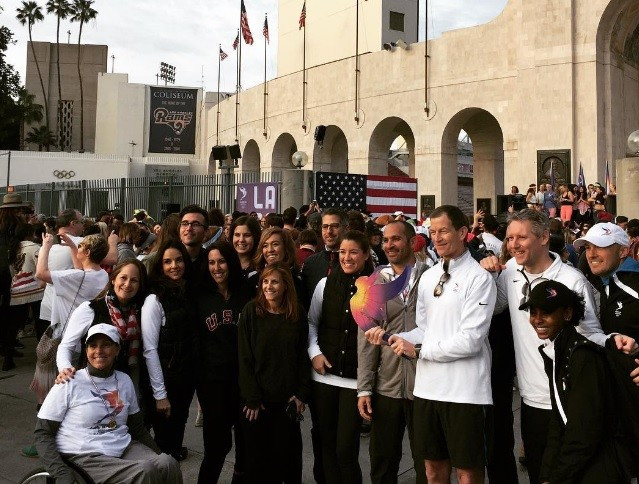 Los Angeles 2024 chief executive Gene Sykes admitted the Bid Committee do not know all of the IOC members well enough ©Los Angeles 2024