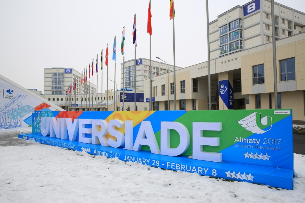 Almaty 2017: Seventh day of competition at the 28th Winter Universiade