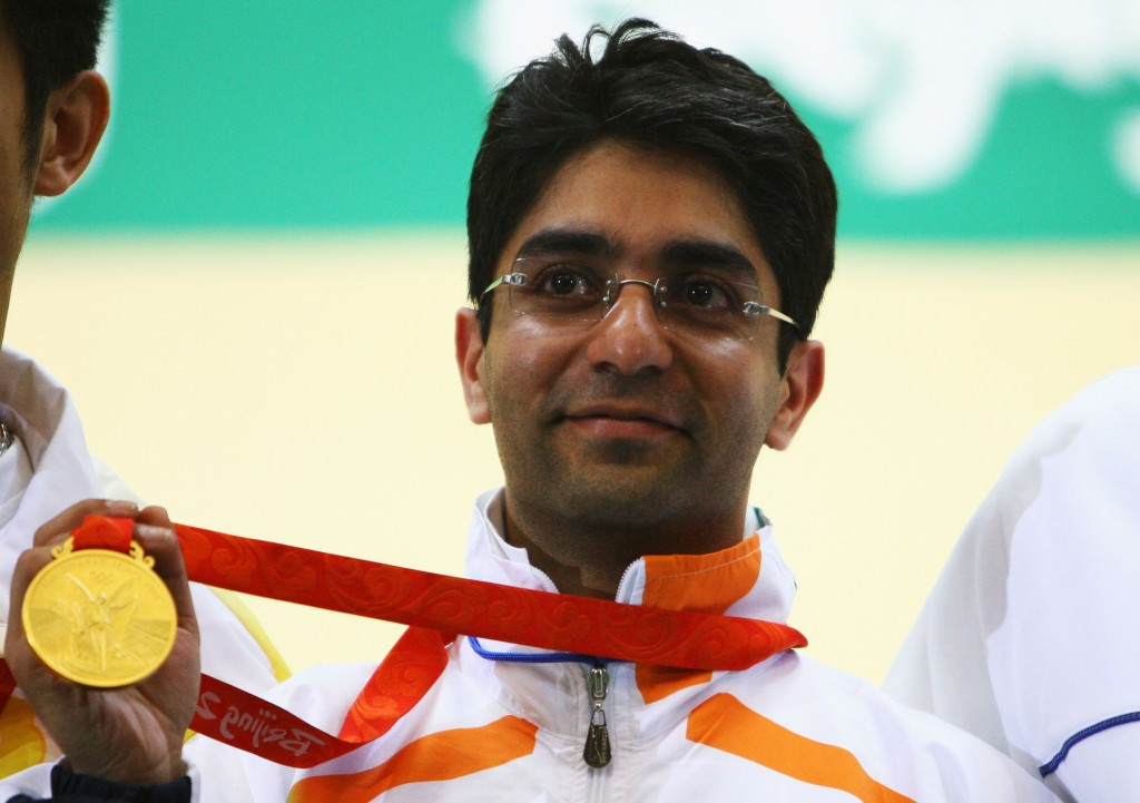Beijing 2008 champion joins taskforce to improve India's Olympic performances