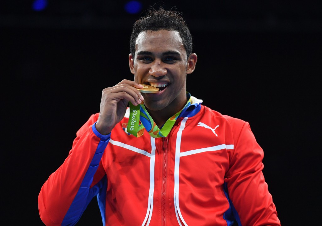 Cuba Domadores whitewash opponents in World Series of Boxing opener