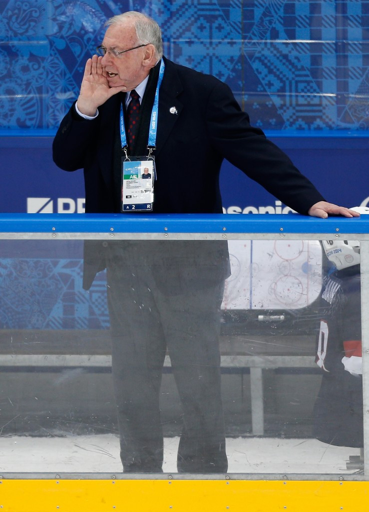 Jeff Sauer was head coach the US team at the 2014 Sochi Winter Paralympics ©Getty Images