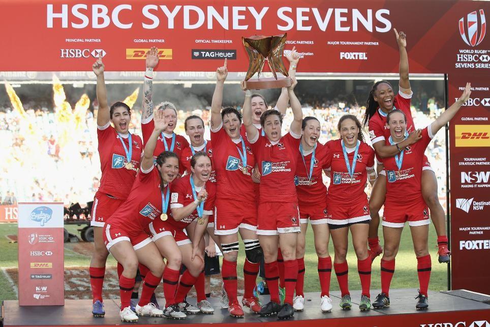 Canada claim third World Rugby Sevens crown in Sydney